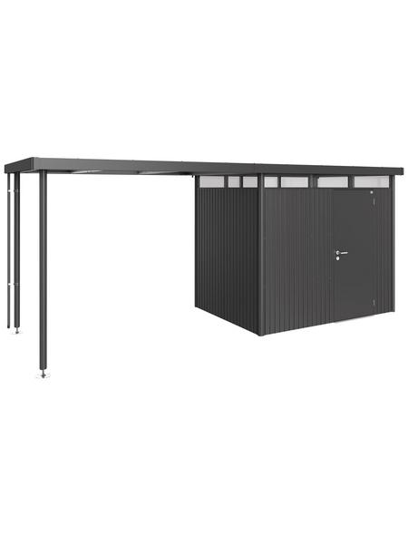 BIOHORT Seitendach »Seitendach zu Gerätehaus HighLine H2«