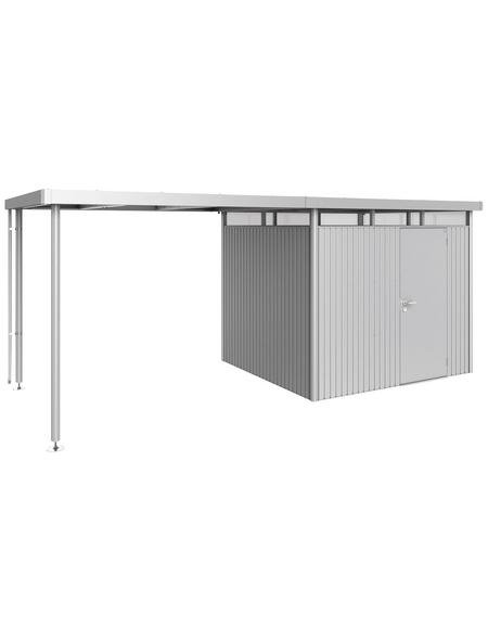 BIOHORT Seitendach »Seitendach zu Gerätehaus HighLine H3«
