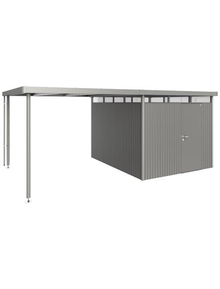 BIOHORT Seitendach »Seitendach zu Gerätehaus HighLine H5«