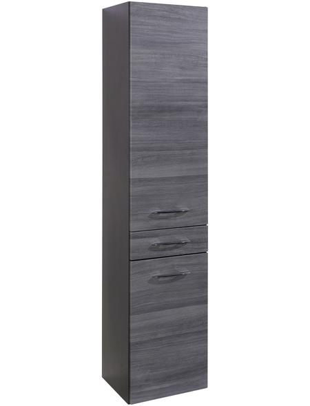 HELD MÖBEL Seitenschrank »Florida«, BxHxT: 40 x 180 x 35 cm