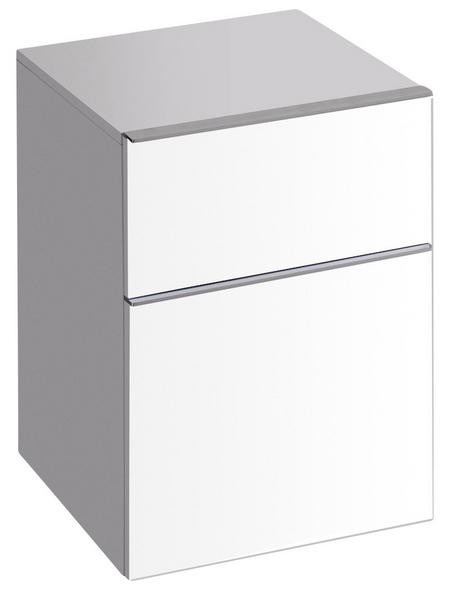GEBERIT Seitenschrank »iCon«, B x H x T: 45 x 600mm x 47,7 cm, alpinweiß