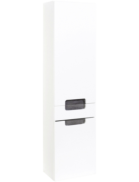 HELD MÖBEL Seitenschrank »Siena«, B x H x T: 40 x 154 x 27 cm