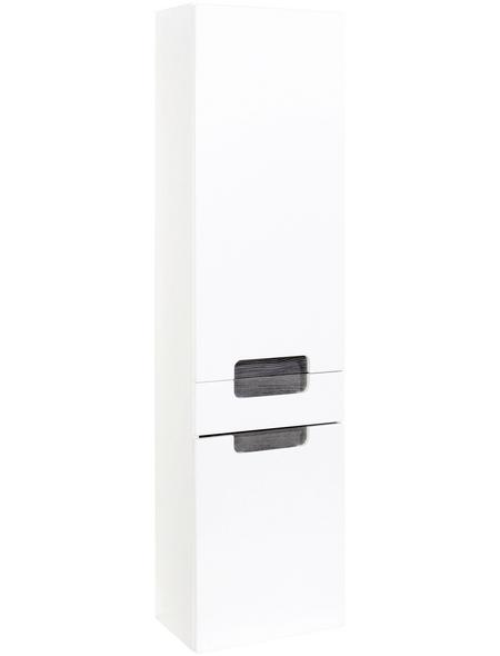 HELD MÖBEL Seitenschrank »Siena«, BxHxT: 40 x 154 x 27 cm