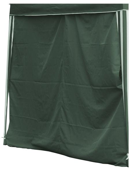 BELLAVISTA Seitenteile, Breite: 290 cm, Polyester, grün