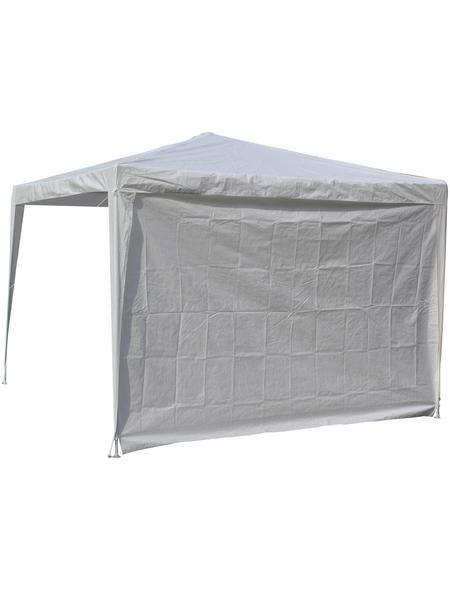 BELLAVISTA Seitenteile, Breite: 290 cm, Polyethylen, weiß
