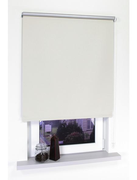 LIEDECO Seitenzug-Rollo »Thermo«, beige, Polyester