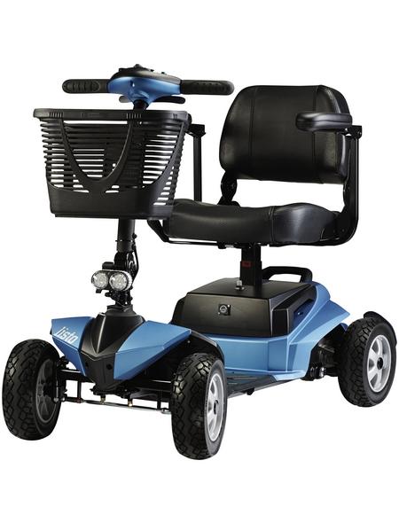 BECHLE Seniorenmobil »Listo«, max. 6 km/h, Reichweite: 21 km, blau