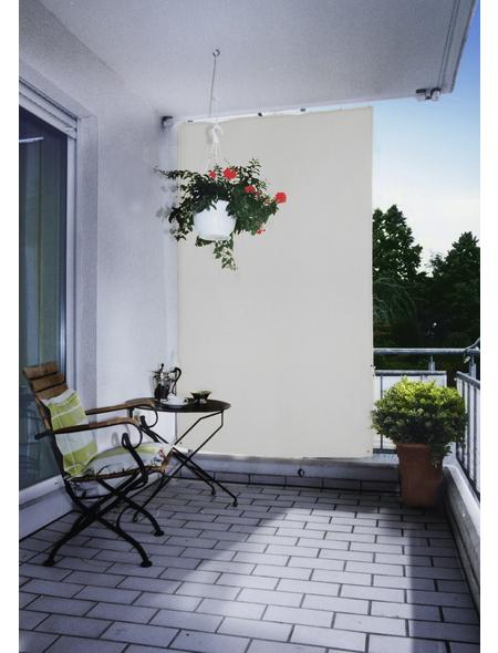 FLORACORD Senkrechtsonnensegel, rechteckig, 230 x 140 cm