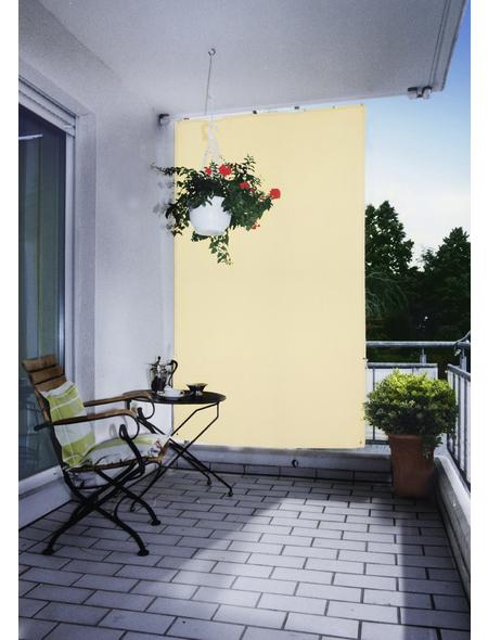 PEDDY SHIELD Senkrechtsonnensegel, rechteckig, 230 x 140 cm