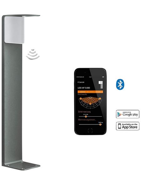 STEINEL Sensor-Außenleuchte »GL 80 LED iHF«, 9,5 W, inkl. Bewegungsmelder, dimmbar