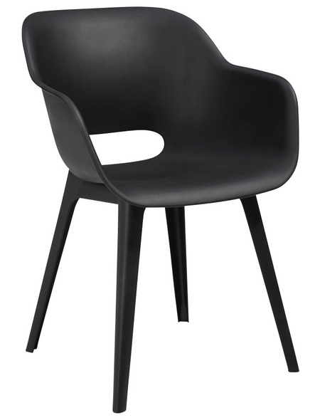 BEST Sessel »Split«, BxHxT: 57 x 80 x 56 cm, Kunststoff