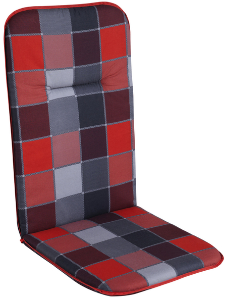 DOPPLER Sesselauflage, 117 x 48 x 5 cm