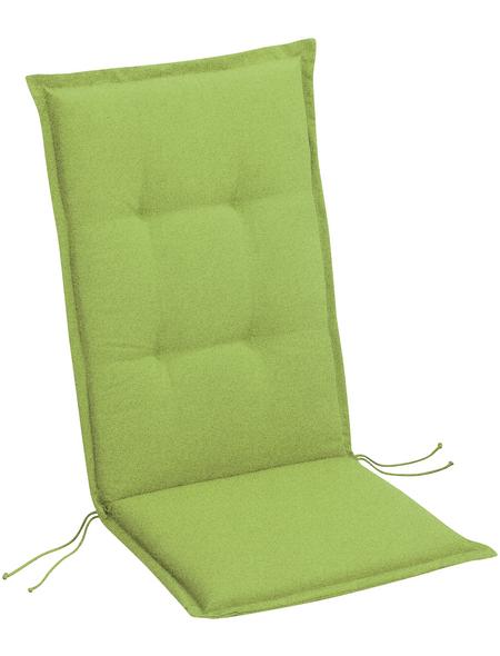 BEST Sesselauflage »Selection-Line«, B x L x H: 50  x 100  x 7 cm