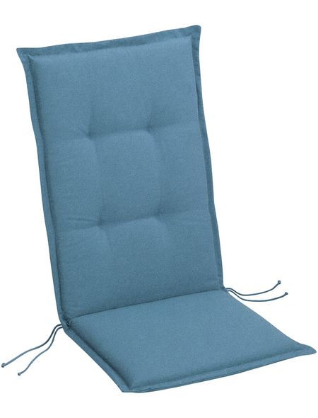 BEST Sesselauflage »Selection-Line«, BxLxH: 50  x 120  x 7 cm