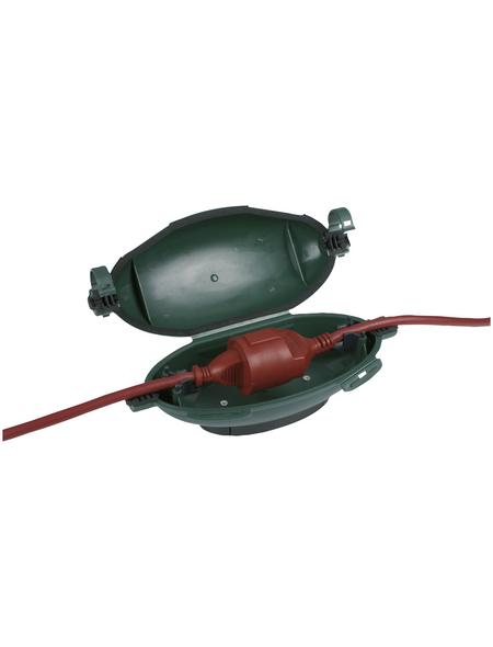 REV Sicherheitsbox, Grün, Kunststoff