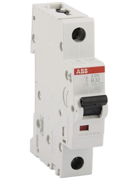 ABB Sicherungsautomat, S201, 1-polig, B, 32 A
