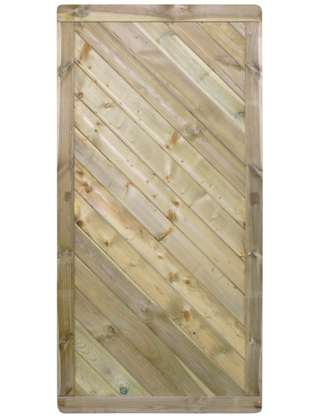 MR. GARDENER Sichtschutzelement »Rügen«, HxL: 180 x 90 cm, beige