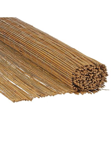 MR. GARDENER Sichtschutzmatte, Bambus, LxH: 300 x 150 cm