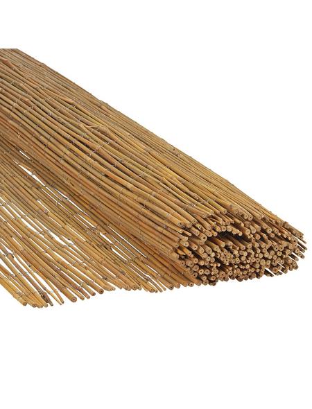 MR. GARDENER Sichtschutzmatte, Bambus, LxH: 300 x 180 cm