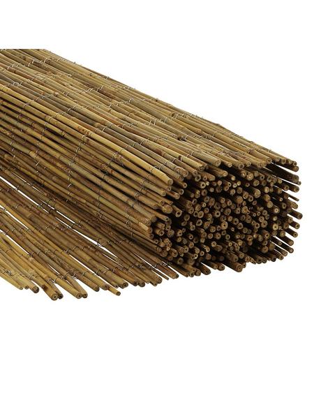 MR. GARDENER Sichtschutzmatte, Bambus, LxH: 300 x 90 cm