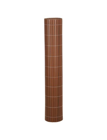 MR. GARDENER Sichtschutzmatte, PVC, LxH: 300 x 100 cm