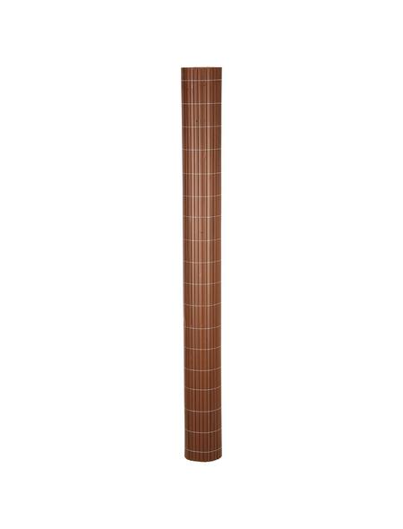 MR. GARDENER Sichtschutzmatte, PVC, LxH: 300 x 180 cm