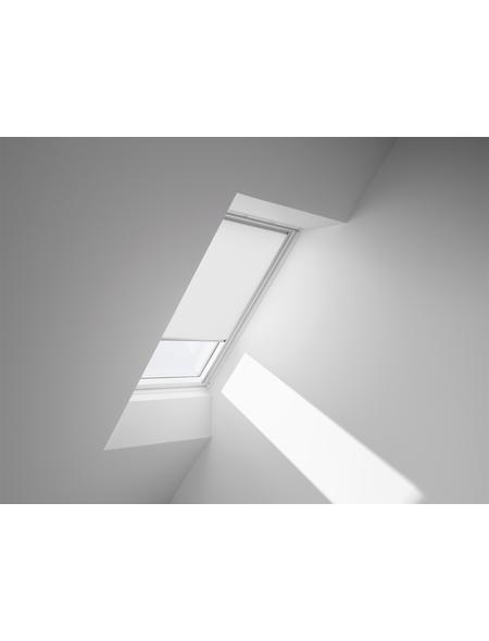 VELUX Sichtschutzrollo »RFL FK04 1028S«, weiß, Polyester