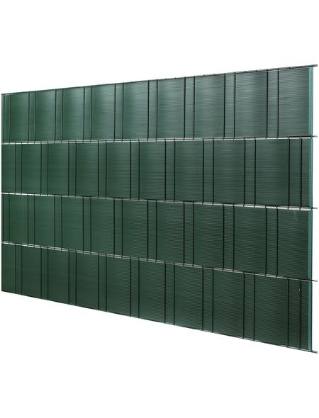 FLORAWORLD Sichtschutzstreifen »comfort«, PVC, LxH: 201,5 x 24 cm