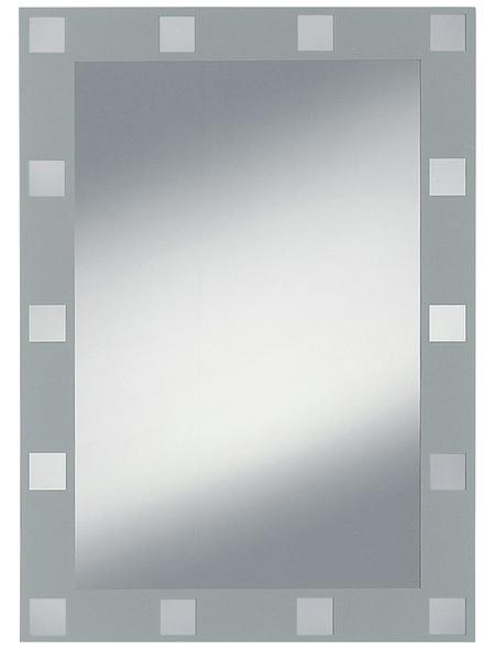 KRISTALLFORM Siebdruckspiegel »Domino«, Rechteckig