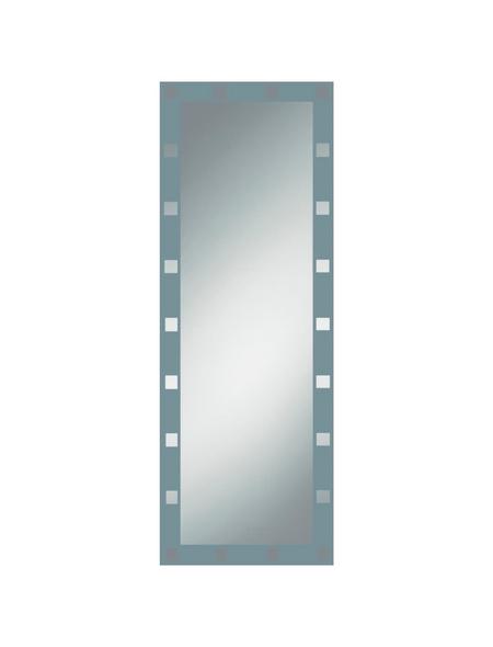 KRISTALLFORM Siebdruckspiegel »Domino«, rechteckig, BxH: 50 x 140 cm