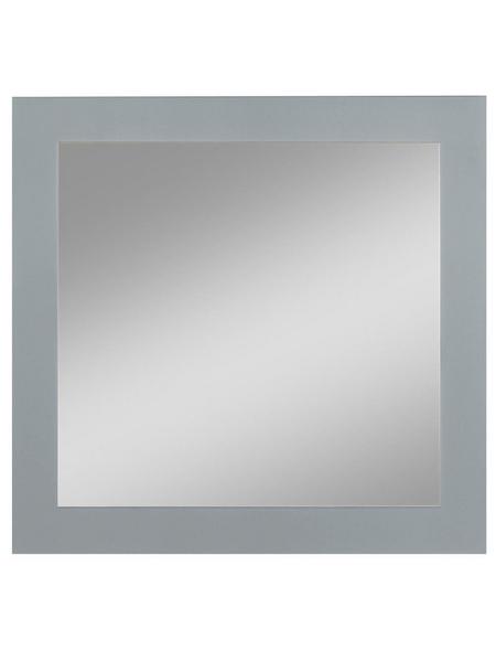 KRISTALLFORM Siebdruckspiegel Quadratisch