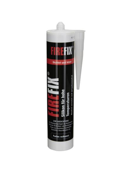 FIREFIX® Silikon, schwarz, 0,31 l