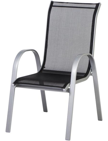 Sitzmöbel »Saturn«, Aluminium
