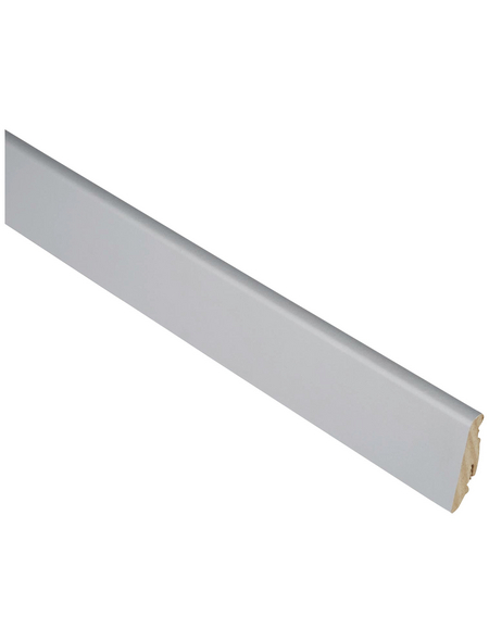 FN NEUHOFER HOLZ Sockelleiste Aluminium