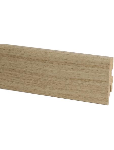 KAINDL Sockelleiste, Eiche, BxH: 20 x 60 mm