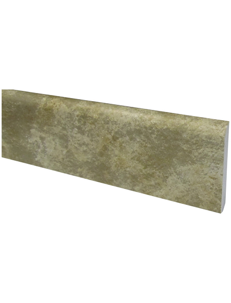 Sockelleiste »Fußleiste«, Cuarzita Birmingham, BxH: 70 x 70 mm