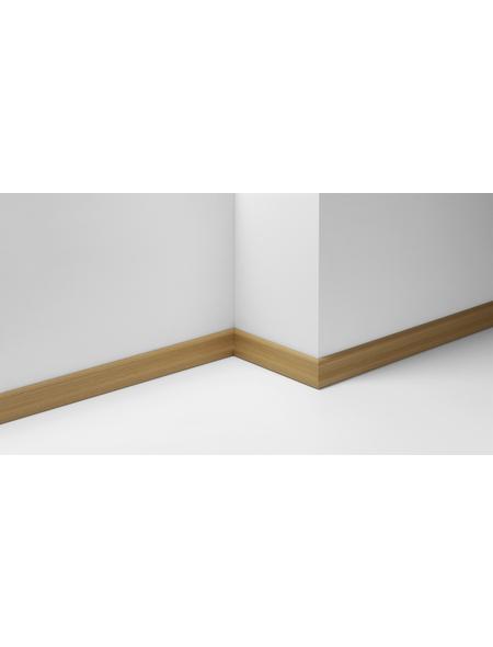 PARADOR Sockelleiste »SL 4«, Buche, BxH: 19,5  x 60  mm