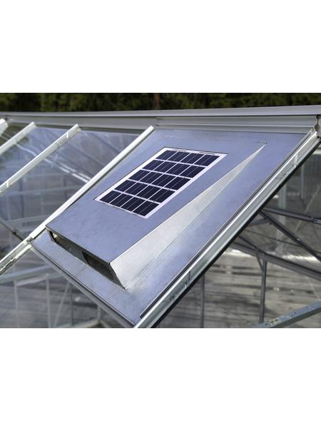 VITAVIA Solar-Dachventilator »Solarfan«, BxHxt: 61 x 5,5 x 61 cm