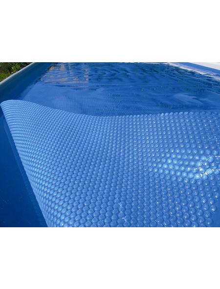 MYPOOL Solarabdeckplane, Ø 250 cm, Polyethylen (PE)