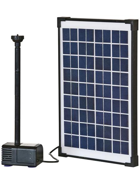 HEISSNER Solarteichpumpe, 10 W, Fördermenge: 610 l/h