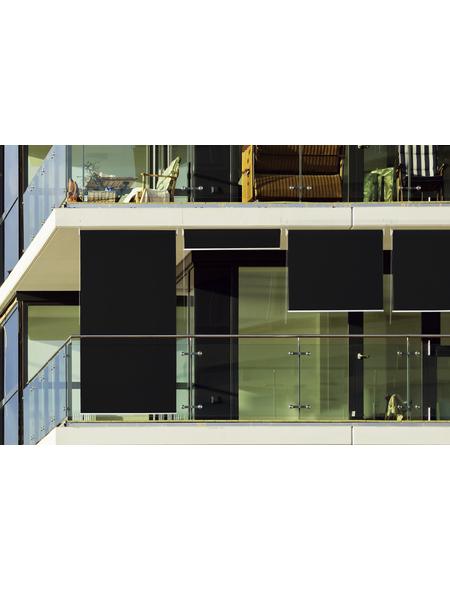 FLORACORD Sonnen-Rollo, rechteckig, 100 x 240 cm