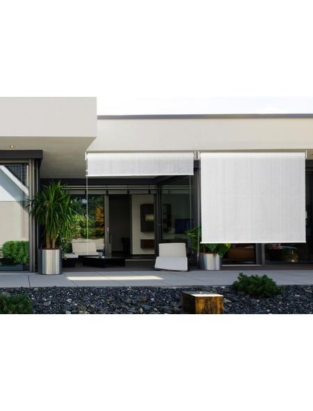 FLORACORD Sonnen-Rollo, rechteckig,  Format: 200 x  240  cm