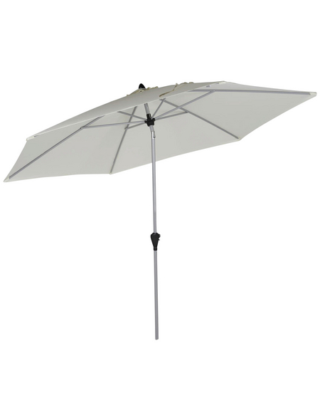 CASAYA Sonnenschirm »310 Auto Tilt«, Ø: 310 cm, Sonnenschutzfaktor: 50+