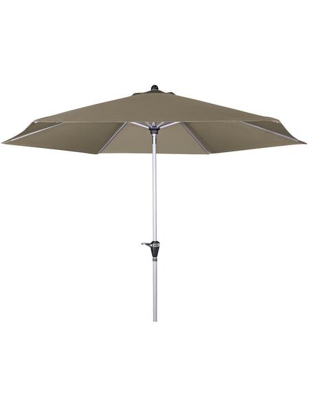 DOPPLER Sonnenschirm »Active«, Ø: 280 cm, abknickbar, Sonnenschutzfaktor: 50+