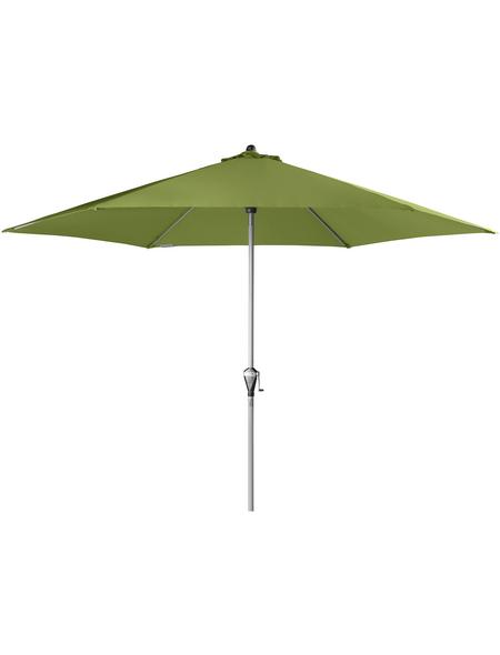 DOPPLER Sonnenschirm »Active«, Ø: 320 cm, abknickbar, Sonnenschutzfaktor: 50+