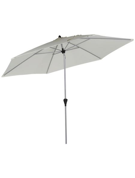 CASAYA Sonnenschirm »Auto-Tilt«, ØxH: 200 x 256 cm, abknickbar, Sonnenschutzfaktor: 50+