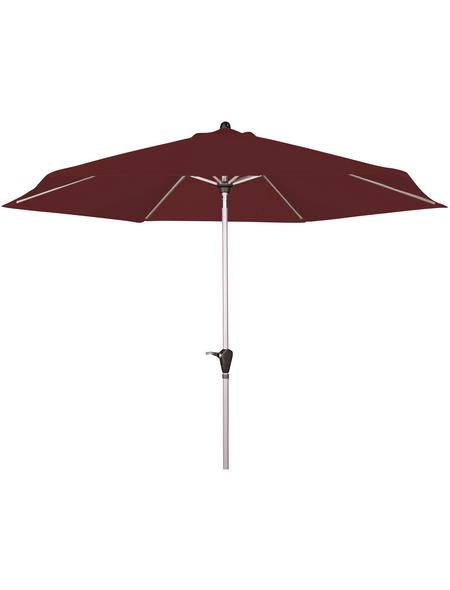 CASAYA Sonnenschirm »Auto-Tilt«, ØxH: 300 x 256 cm, abknickbar, Sonnenschutzfaktor: 50+