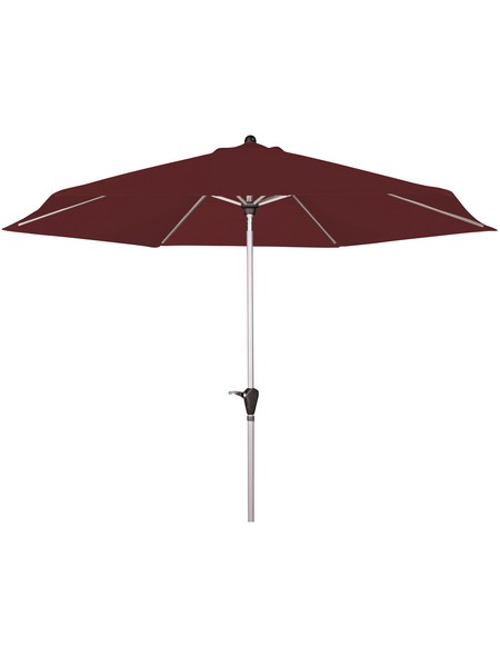 CASAYA Sonnenschirm »Auto-Tilt«, ØxH: 310 x 256 cm, abknickbar, Sonnenschutzfaktor: 50+