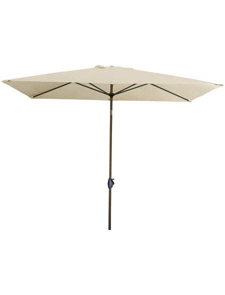 derby® Sonnenschirm »Basic Lift Neo«, abknickbar, Sonnenschutzfaktor: 50+