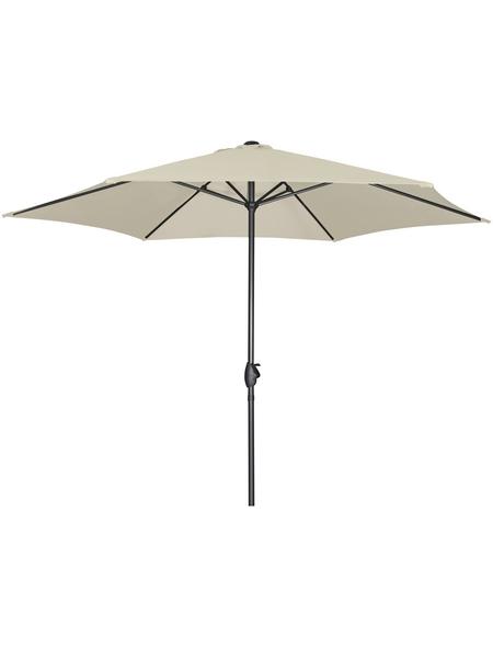 DOPPLER Sonnenschirm »Basic Lift«, Ø: 300 cm